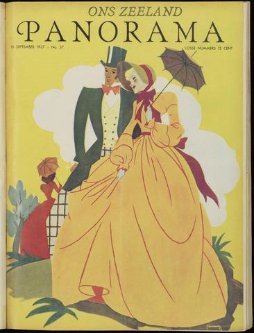 Ons Zeeland / Zeeuwsche editie 1937-09-16