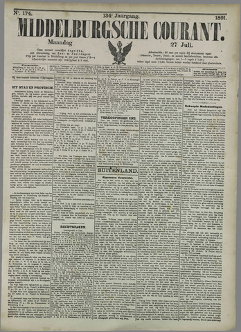 Middelburgsche Courant 1891-07-27