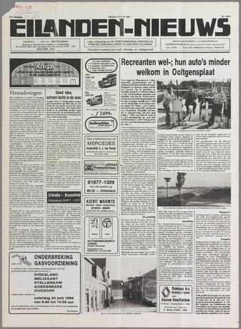 Eilanden-nieuws. Christelijk streekblad op gereformeerde grondslag 1989-06-23