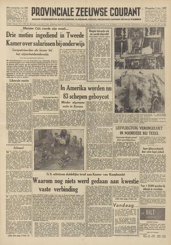 Provinciale Zeeuwse Courant 1958-12-03