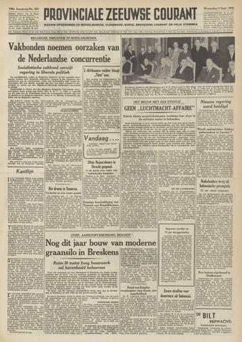 Provinciale Zeeuwse Courant 1952-09-03