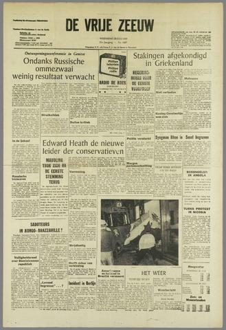 de Vrije Zeeuw 1965-07-28