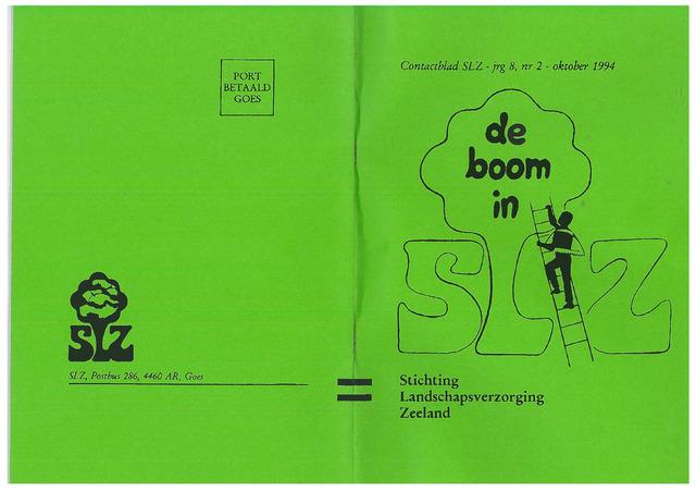 Landschapsbeheer Zeeland - de Boom in 1994-10-01