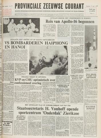 Provinciale Zeeuwse Courant 1972-04-17