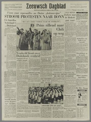 Zeeuwsch Dagblad 1959-02-03