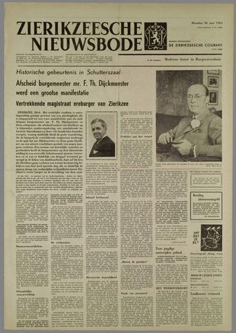 Zierikzeesche Nieuwsbode 1965-06-28