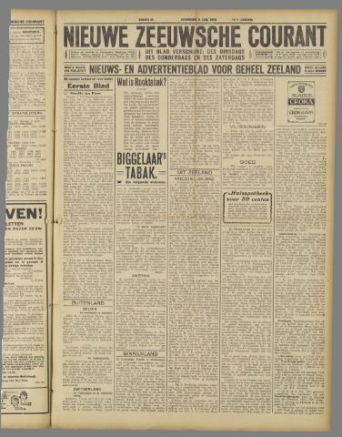 Nieuwe Zeeuwsche Courant 1925-06-06