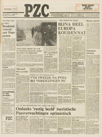 Provinciale Zeeuwse Courant 1973-04-21