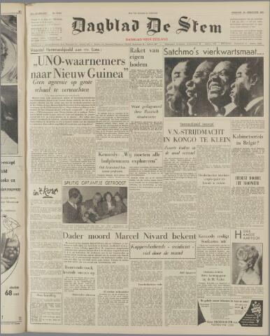 de Stem 1961-02-24