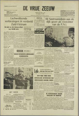 de Vrije Zeeuw 1966-04-29