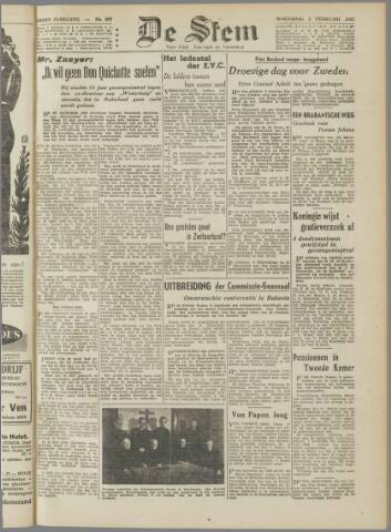 de Stem 1947-02-05