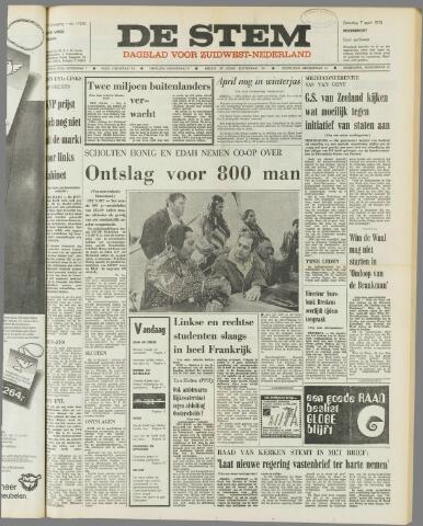 de Stem 1973-04-07