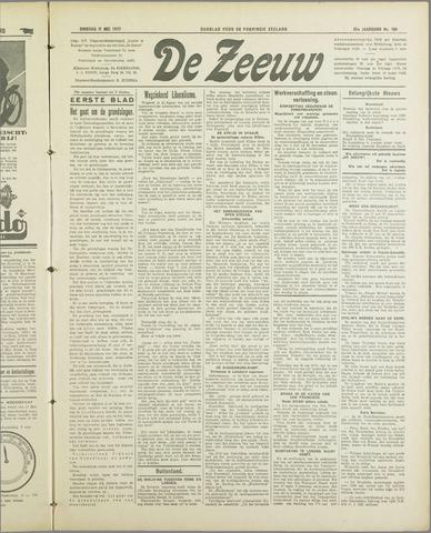 De Zeeuw. Christelijk-historisch nieuwsblad voor Zeeland 1937-05-11