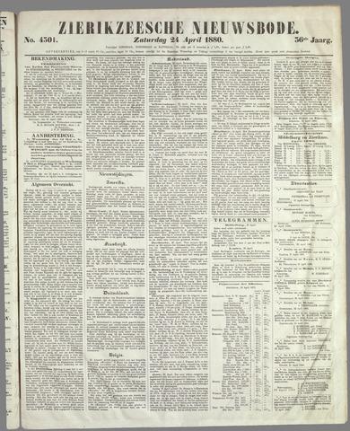 Zierikzeesche Nieuwsbode 1880-04-24