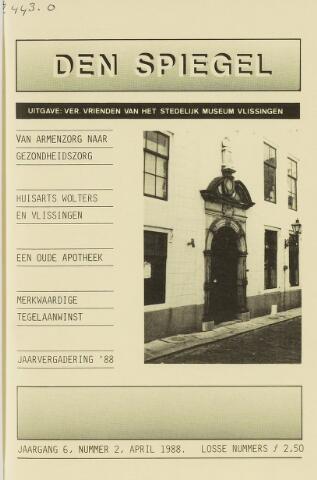 Den Spiegel 1988-04-01