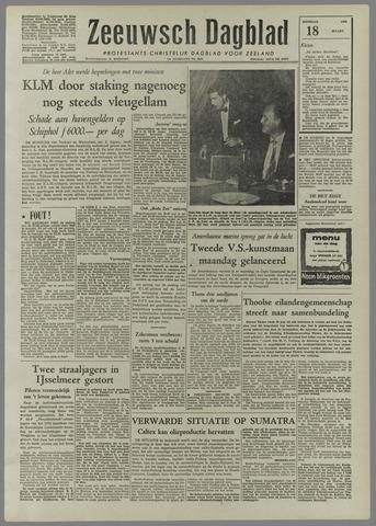 Zeeuwsch Dagblad 1958-03-18