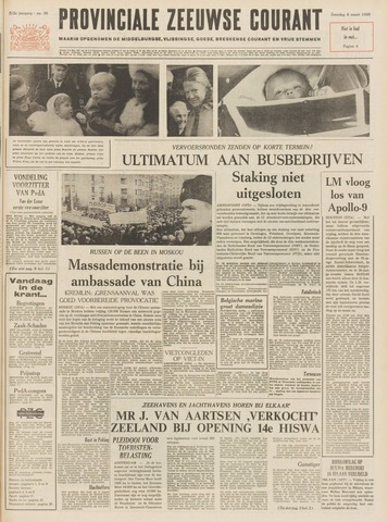 Provinciale Zeeuwse Courant 1969-03-08