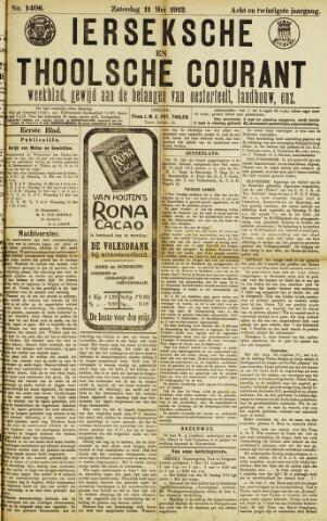 Ierseksche en Thoolsche Courant 1912-05-11