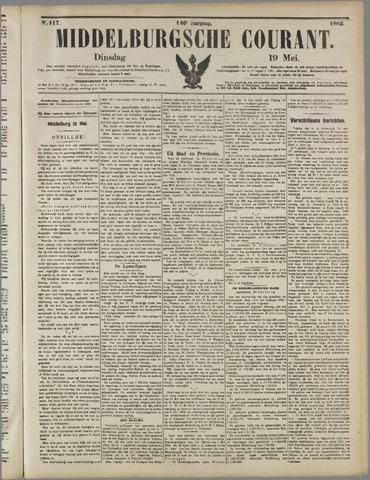 Middelburgsche Courant 1903-05-19