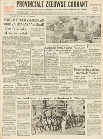 Provinciale Zeeuwse Courant 1965-08-02
