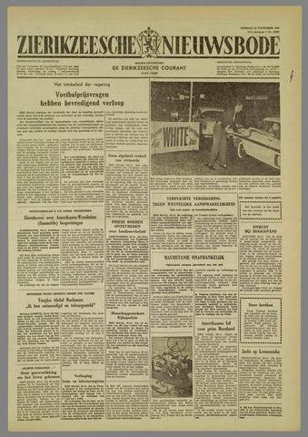 Zierikzeesche Nieuwsbode 1960-11-29