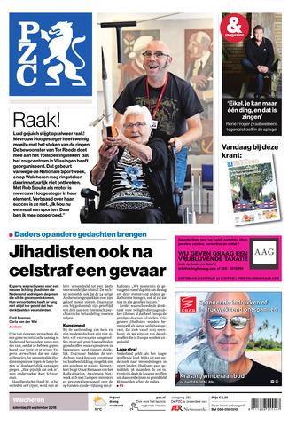 Provinciale Zeeuwse Courant 2018-09-29