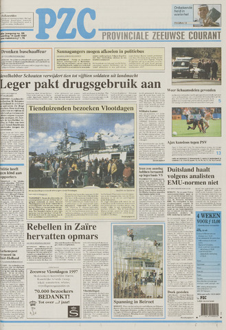 Provinciale Zeeuwse Courant 1997-04-14