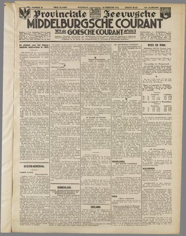 Middelburgsche Courant 1933-02-22