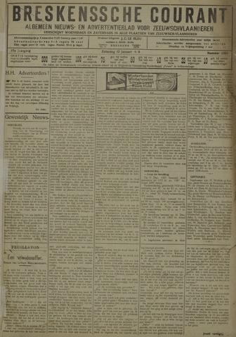 Breskensche Courant 1929-01-12