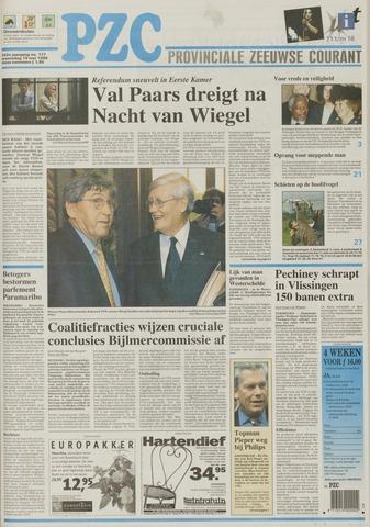 Provinciale Zeeuwse Courant 1999-05-19