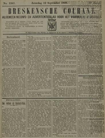 Breskensche Courant 1908-09-12