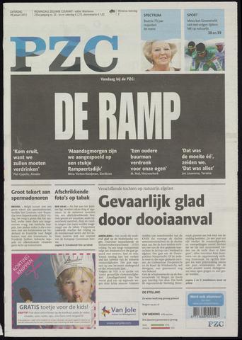 Provinciale Zeeuwse Courant 2013-01-26