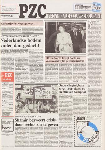 Provinciale Zeeuwse Courant 1989-07-06
