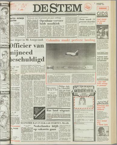 de Stem 1981-04-15
