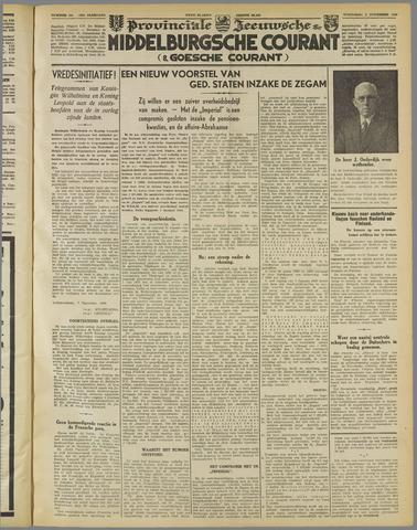 Middelburgsche Courant 1939-11-08