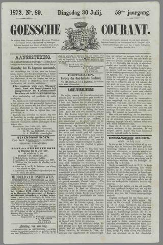 Goessche Courant 1872-07-30