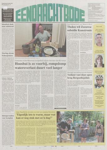 Eendrachtbode (1945-heden)/Mededeelingenblad voor het eiland Tholen (1944/45) 2012-07-26