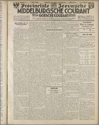 Middelburgsche Courant 1935-01-24