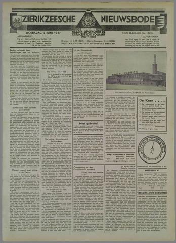 Zierikzeesche Nieuwsbode 1937-06-02