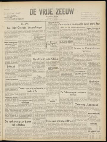 de Vrije Zeeuw 1954-05-24