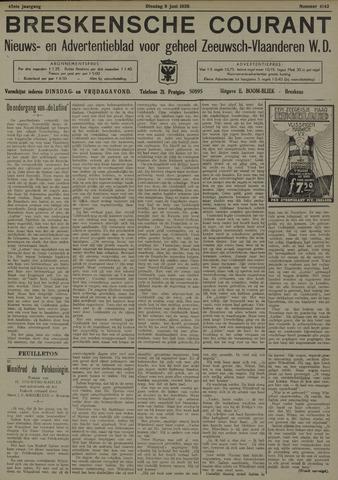 Breskensche Courant 1936-06-09