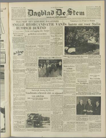 de Stem 1953-03-09
