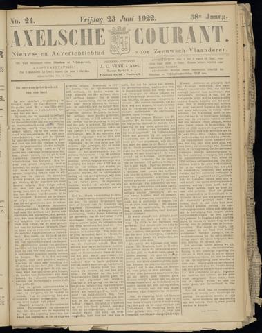 Axelsche Courant 1922-06-23