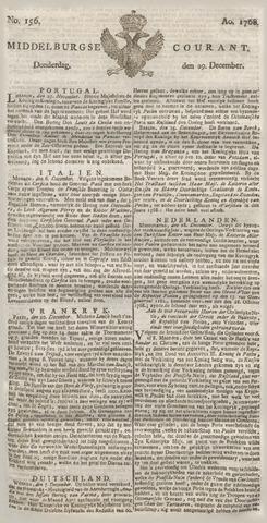Middelburgsche Courant 1768-12-29
