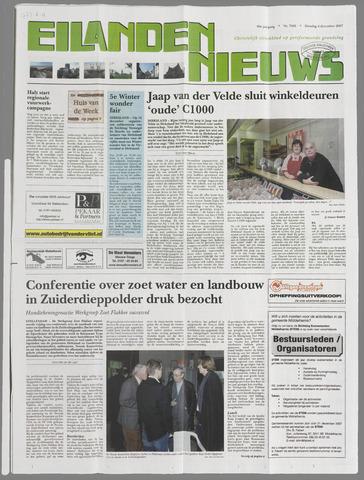 Eilanden-nieuws. Christelijk streekblad op gereformeerde grondslag 2007-12-04