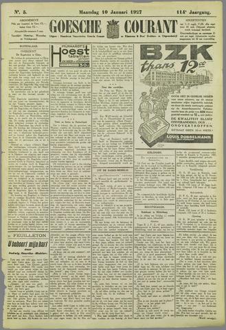 Goessche Courant 1927-01-10