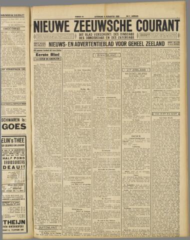 Nieuwe Zeeuwsche Courant 1932-08-06