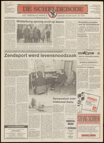 Scheldebode 1986-01-30