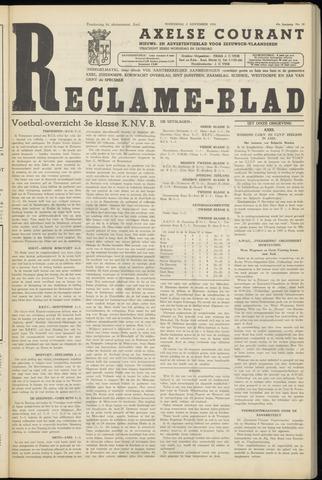 Axelsche Courant 1954-11-03