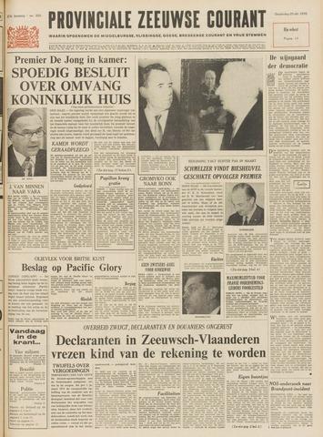 Provinciale Zeeuwse Courant 1970-10-29